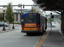 Typical King County Metro Bus