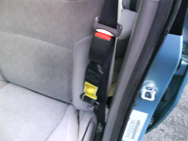 Seat Belt Extender For Booster Seat Seat Belt Extender Attached